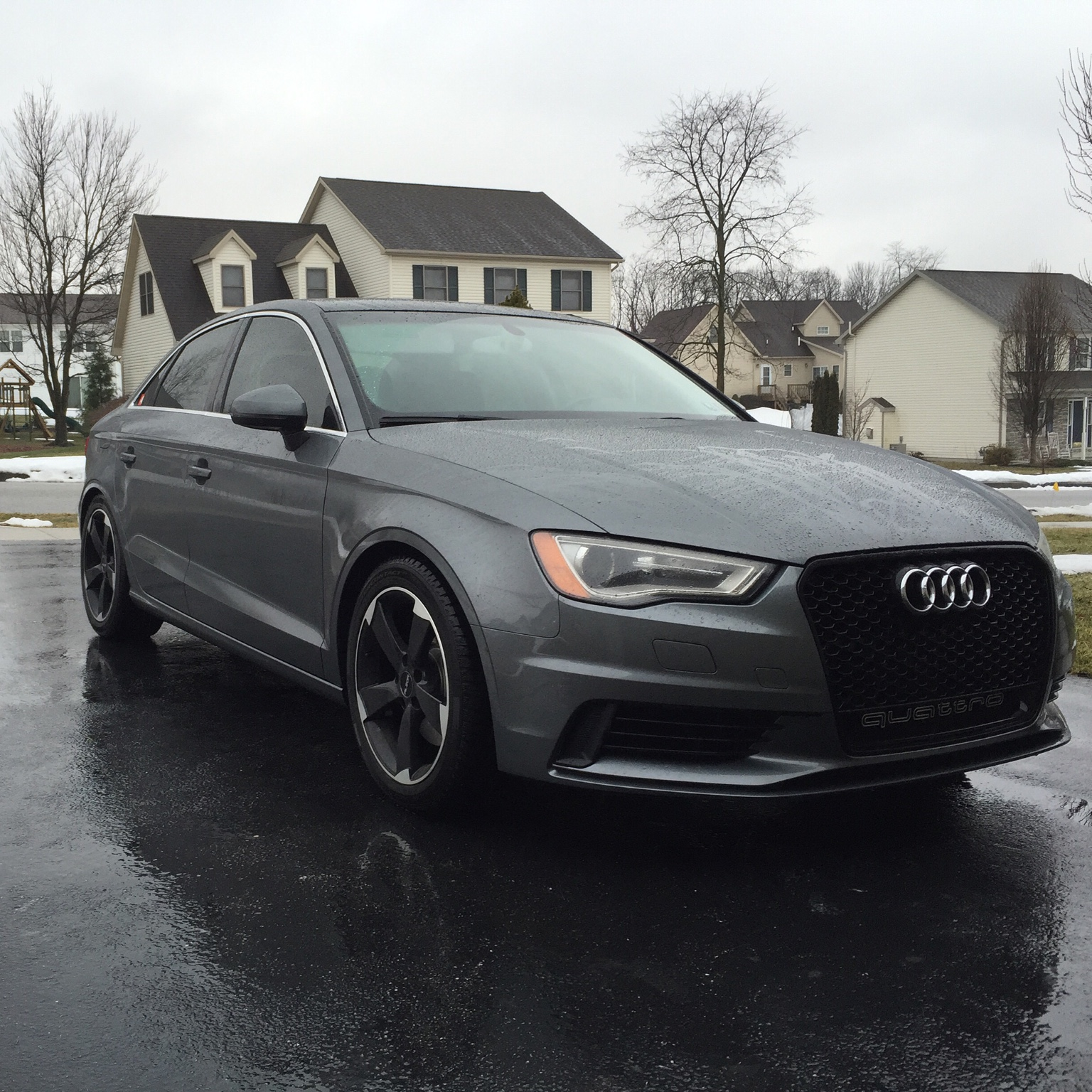 Dave's 2015 A3 Premium Plus Build Thread
