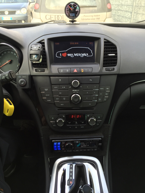Opel insignia forum italia leggi argomento upgrade for Box subwoofer in vetroresina