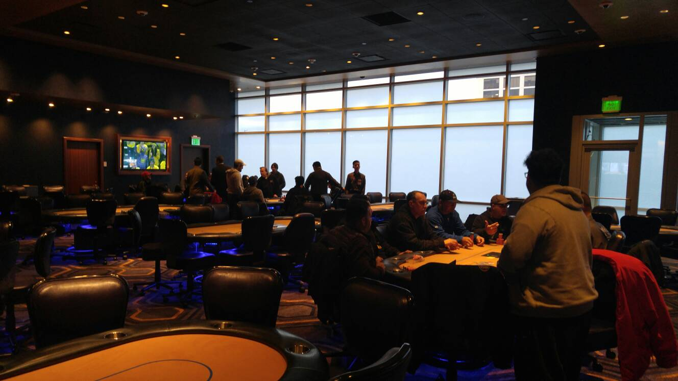 Poker rooms pa