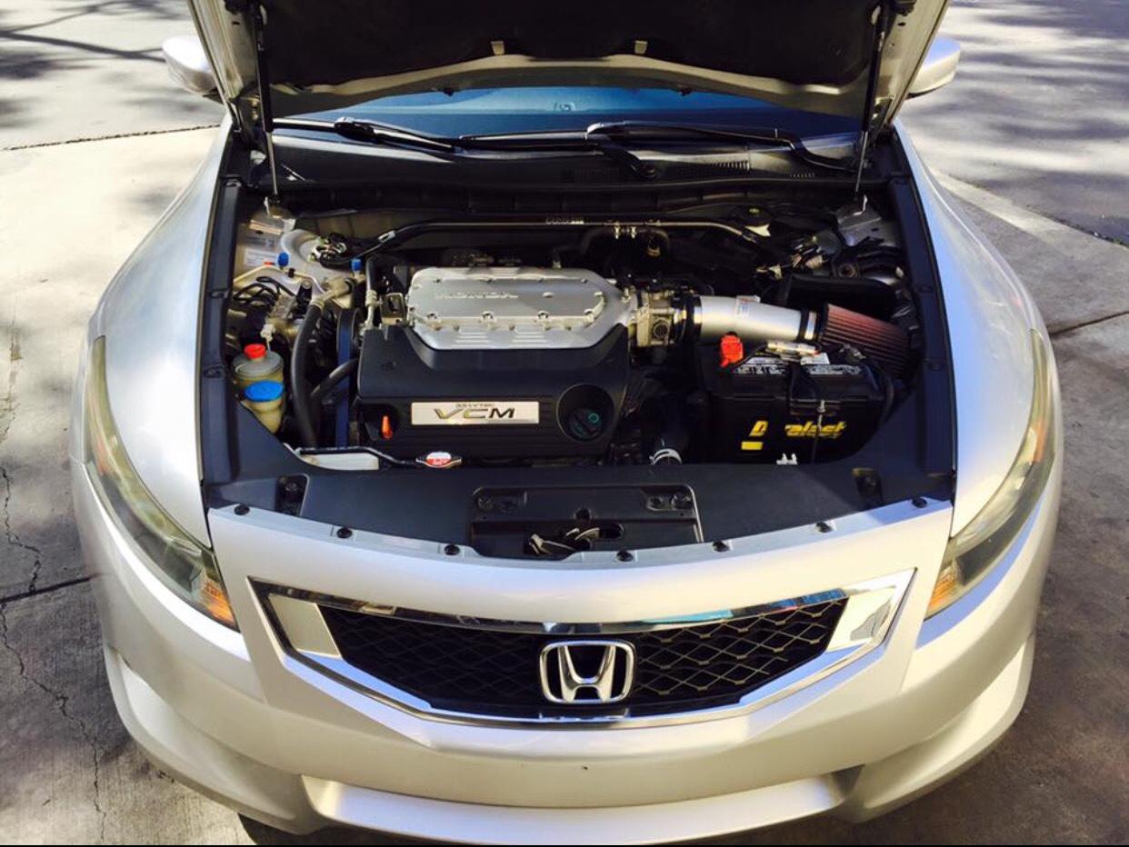 Takeda Retain Cold Air Intake System Fits 2008-2012 Honda Accord 2.4L