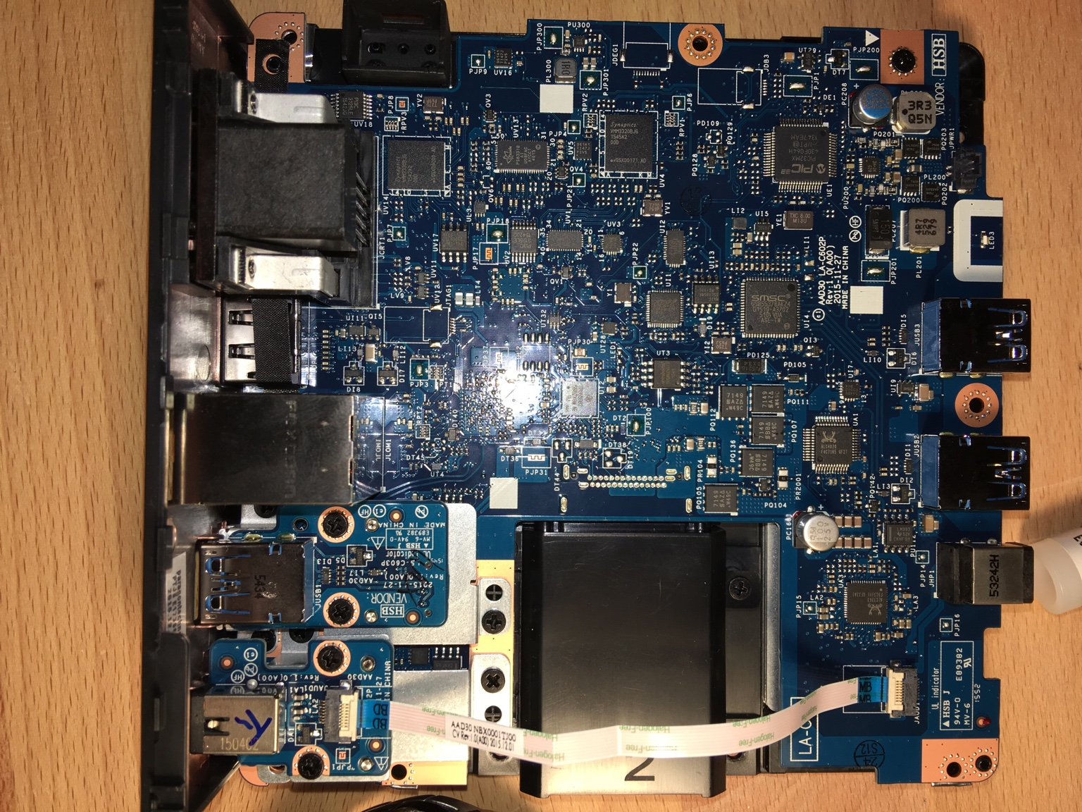 Dell Thunderbolt dock TB15 overheating? | NotebookReview