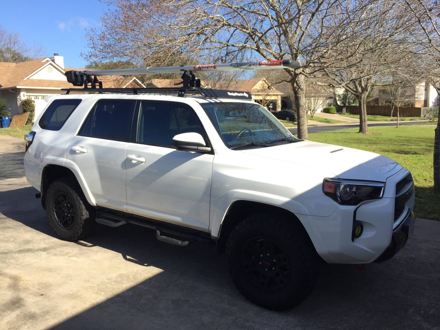 Toyota 4runner Off Road >> Titan Rod Vault? - Page 2 - Toyota 4Runner Forum - Largest ...