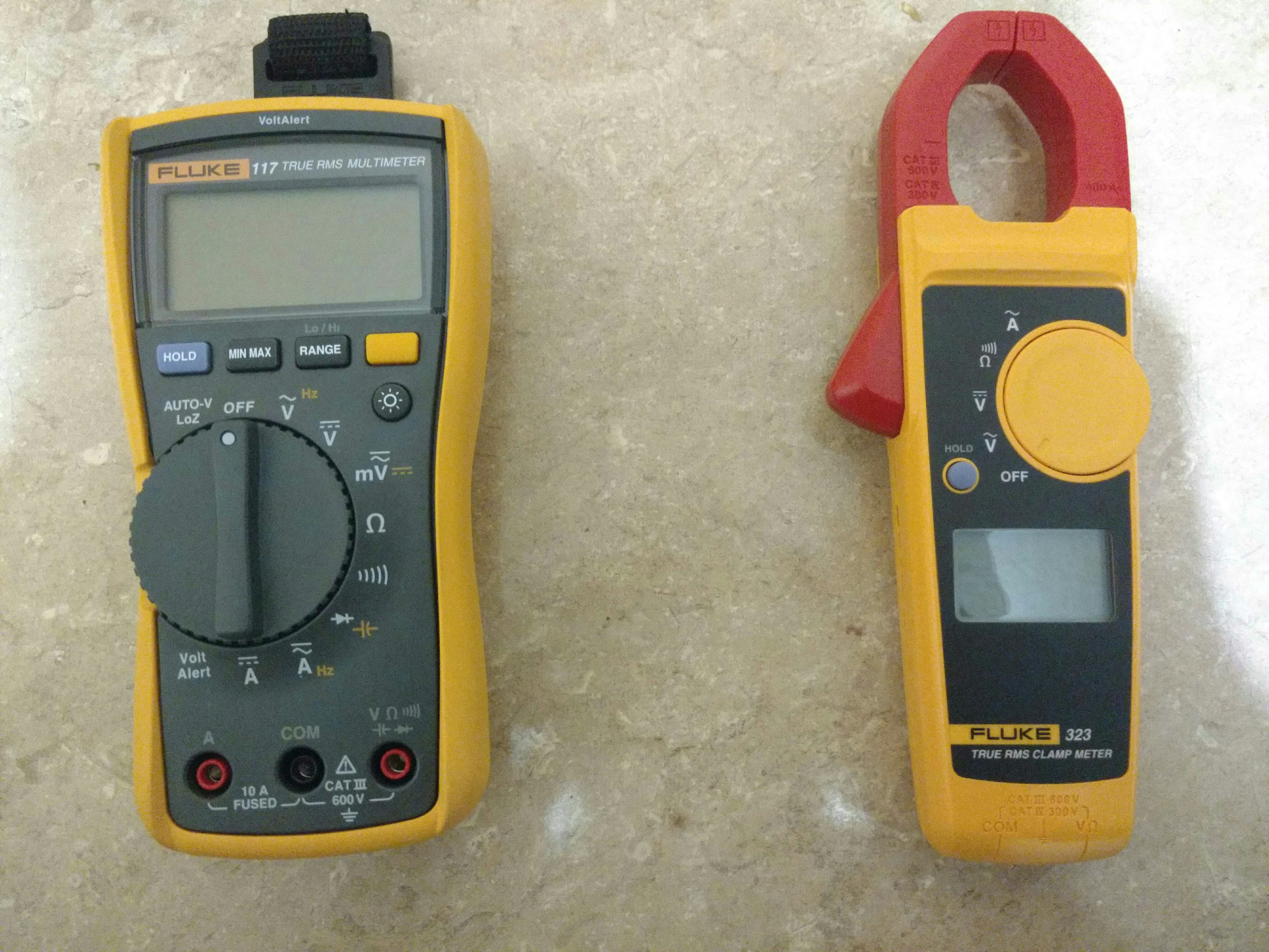 Dc Clamp Harbor Freight : Show your multimeter page