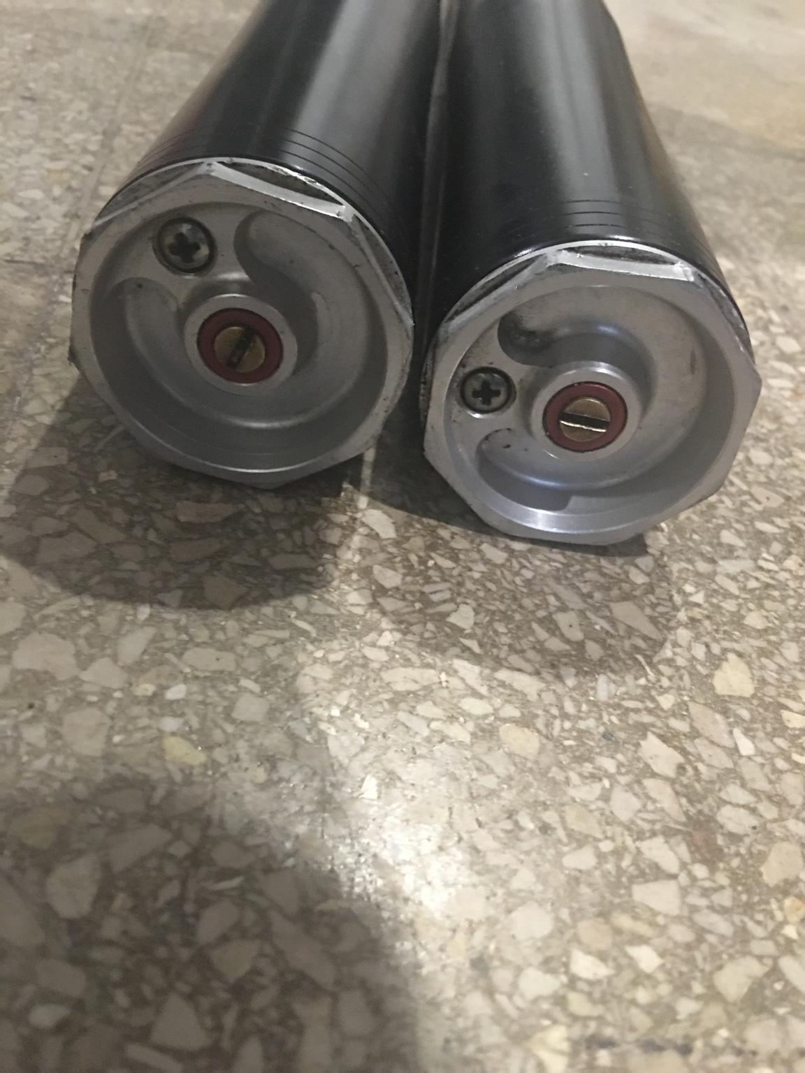 Vendo accessori forcella paioli kayaba 48 solo enduro for San luis bay motors kia
