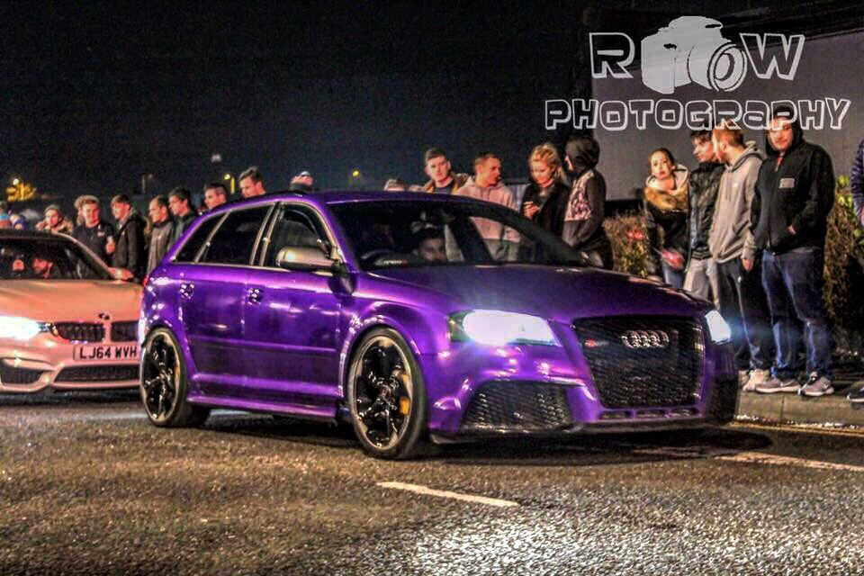 Few More Pics Of The Purple Rs3 General Chat Official Audi Rs3