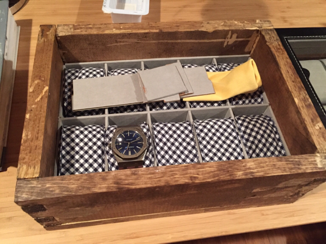 New Diy Watch Box Replica Watch Info