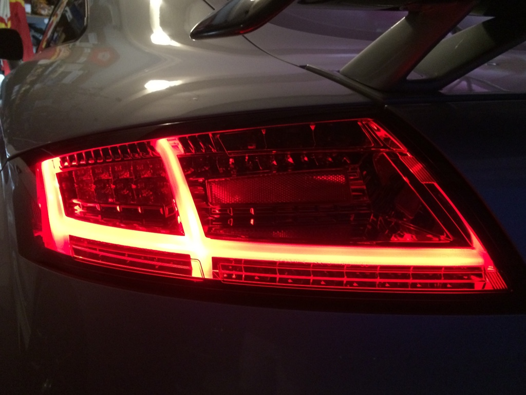 The Audi Tt Forum View Topic New Tail Lights Led