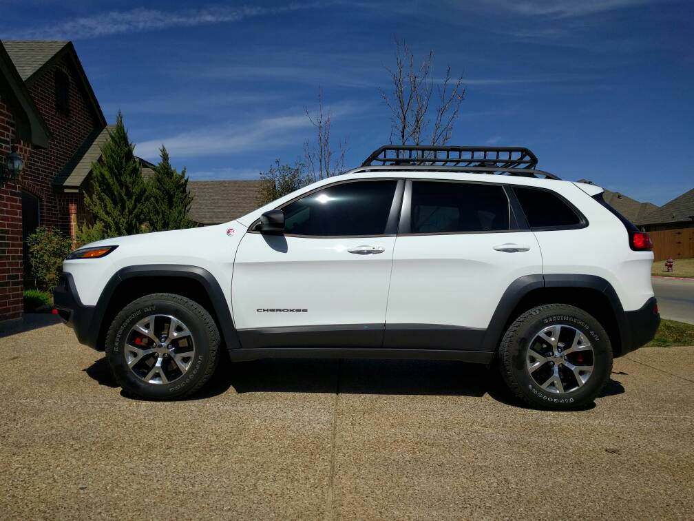 """Lifted Jeep Cherokee >> Lifted TH (Valpacer """"Aussie"""" lift) - Page 14 - 2014+ Jeep Cherokee Forums"""