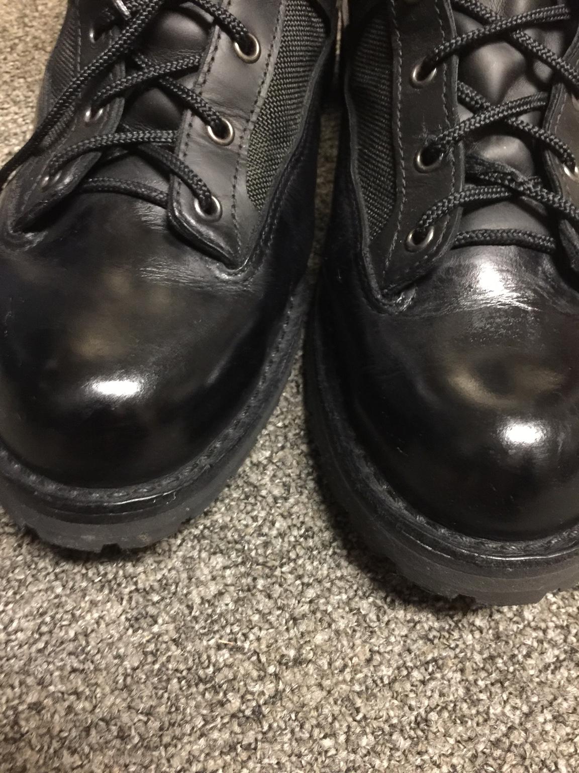 Boots Won T Shine Police Forums Amp Law Enforcement Forums