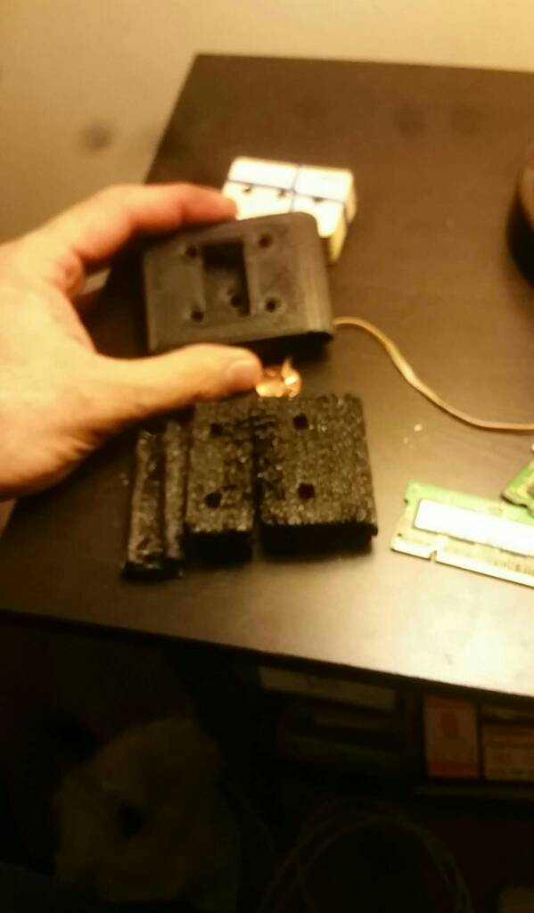 My TwoUp 3D printer, and mods | The Official ModRetro Forums