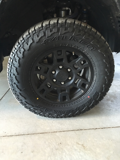 New Falken At Tire A T3w Page 2 Toyota 4runner Forum