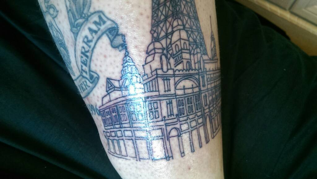 Uksaabs view topic new tattoo memorial one for Tattoo shops junction city ks