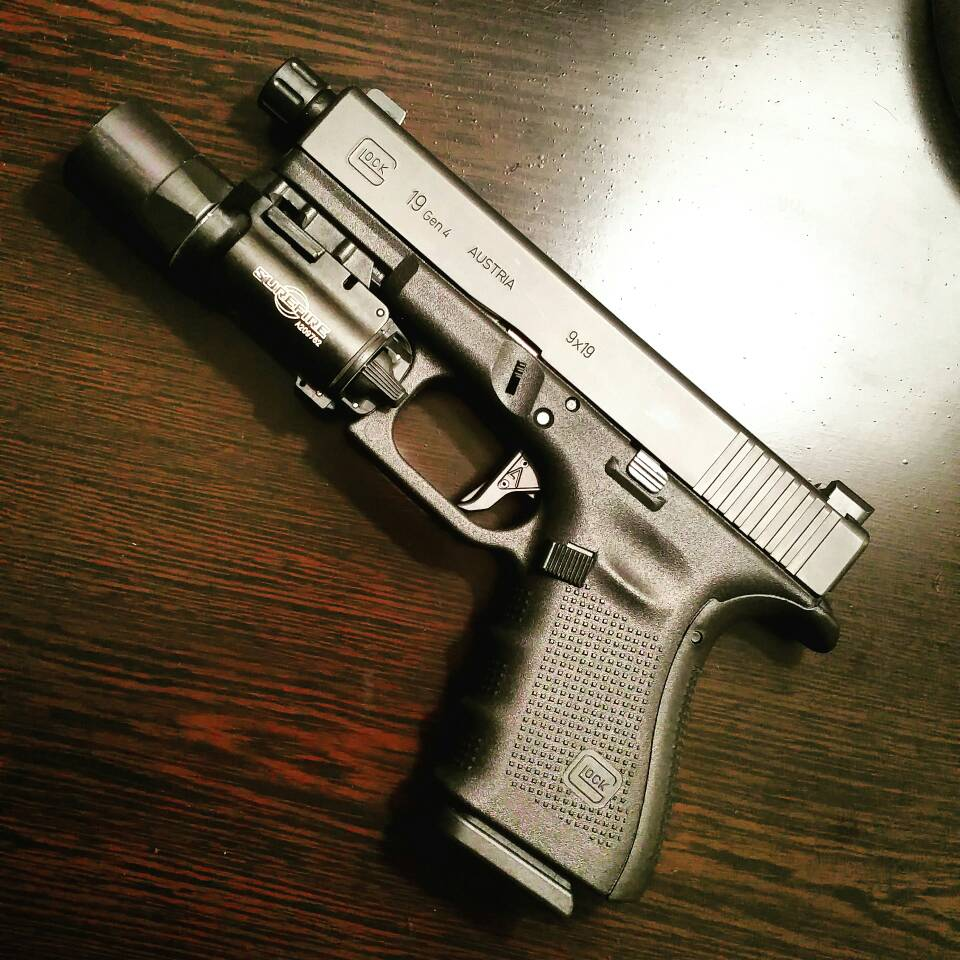 Glock 19 Gen 4 with many new drop-in mods  - The Firing Line