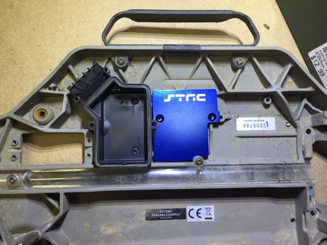 Esc Mount For Lcg Chassis