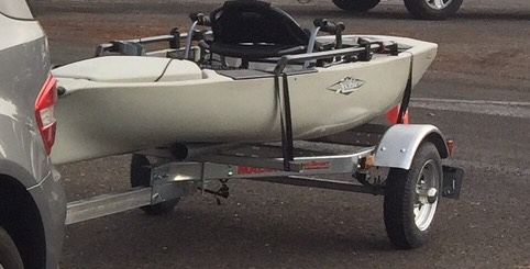 Hobie Forums View Topic Hobie Mirage Outback Trailer
