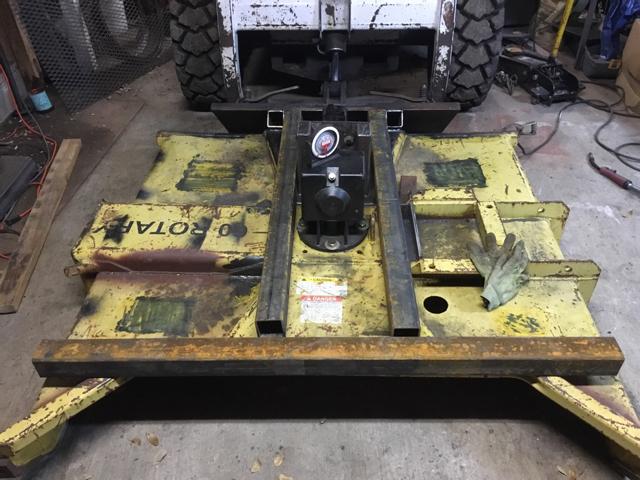 DIY/ build along hydraulic Shredder - TexasBowhunter com