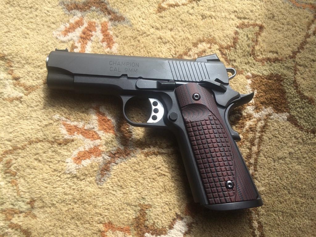 Range Officer Champion 9mm - Go for it! - 1911Forum