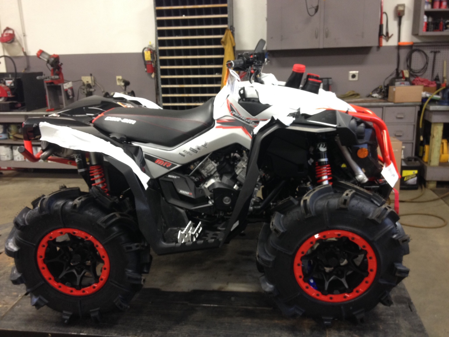 my xmr renegade can am atv forum. Black Bedroom Furniture Sets. Home Design Ideas