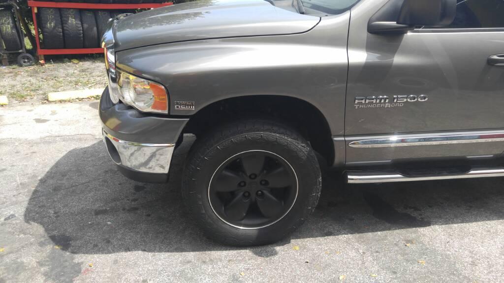 Dodge Ram Forums >> 05 Ram 1500 With 35x12 50r20 No Rub Dodgetalk Dodge Car Forums