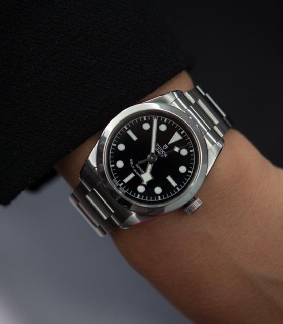 Nomos Watch Tudor black bay 36 - P...