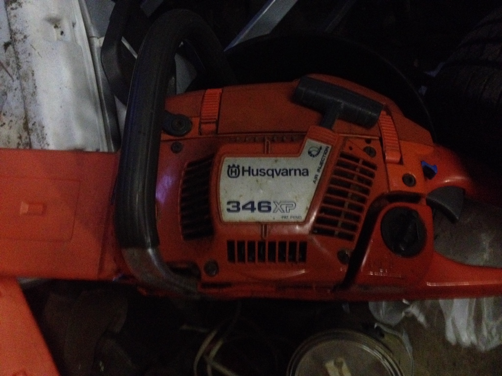 Lets See Your Chainsaws! [Archive] - Weekend Freedom Machines Forum