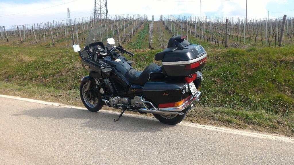 Ho comprato una moto che nessuno conosce in italia - Pignoramento ufficiale giudiziario non trova nessuno ...