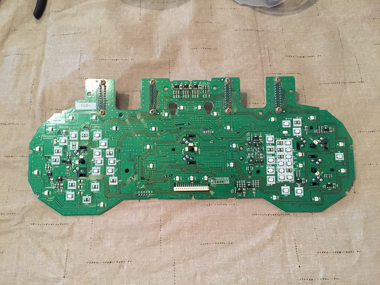 Ltdsc Build Thread Page 3 Toyota 120 Platforms Forum O View Topic Building A Control Panel With Led Route Indication You Can See Here I Have Two Leds That Arent Working Attempted To Fix And Then Ran Out Of Plcc 2s So Ordered More But Need Drive Heres