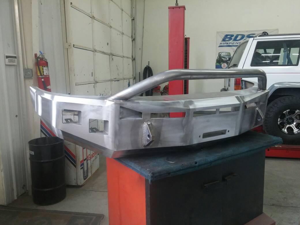 MOVE DIY Front Winch Bumper   Page 5   DODGE RAM FORUM - Dodge Truck Forums
