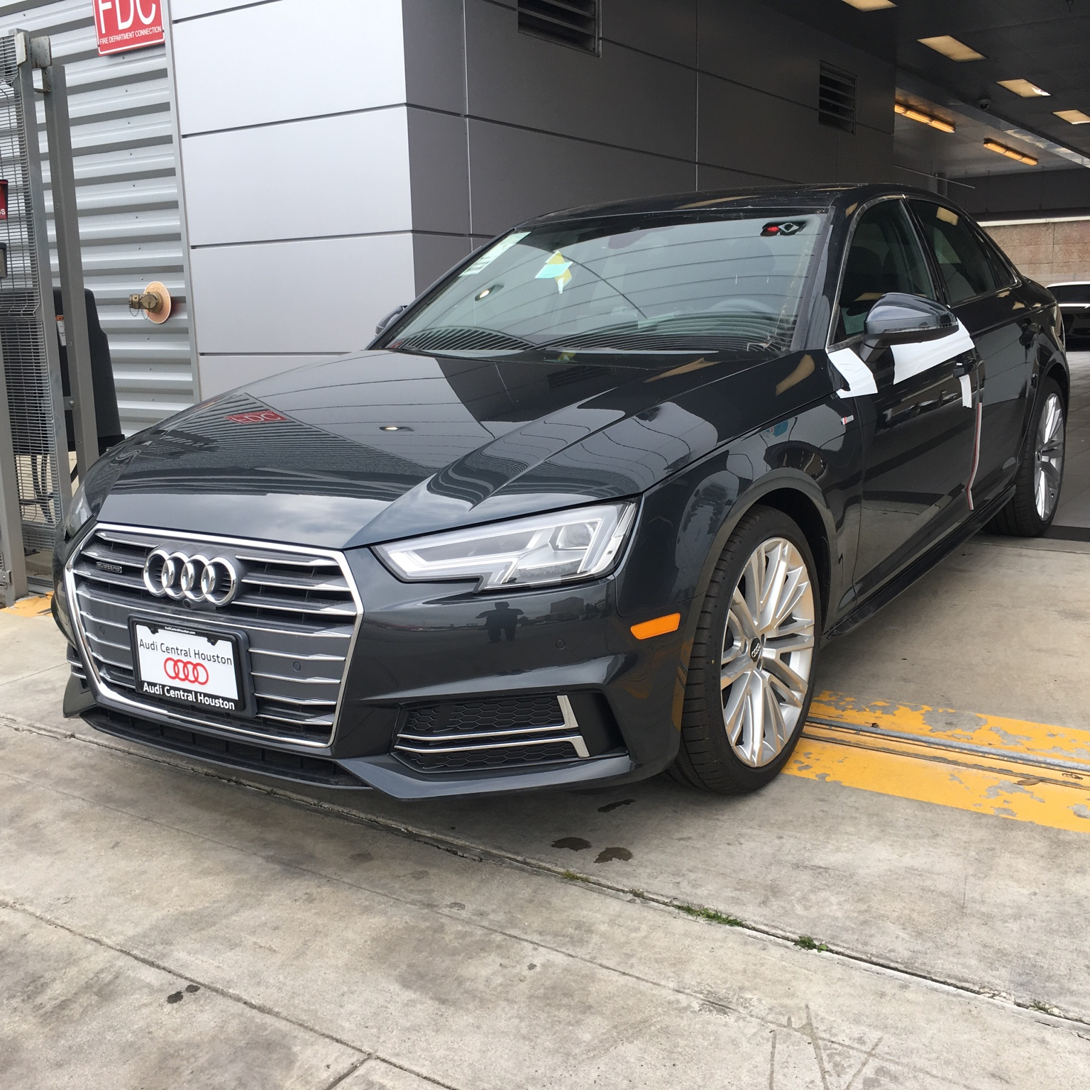 2017 B9 A4 Prestige With Sports Package