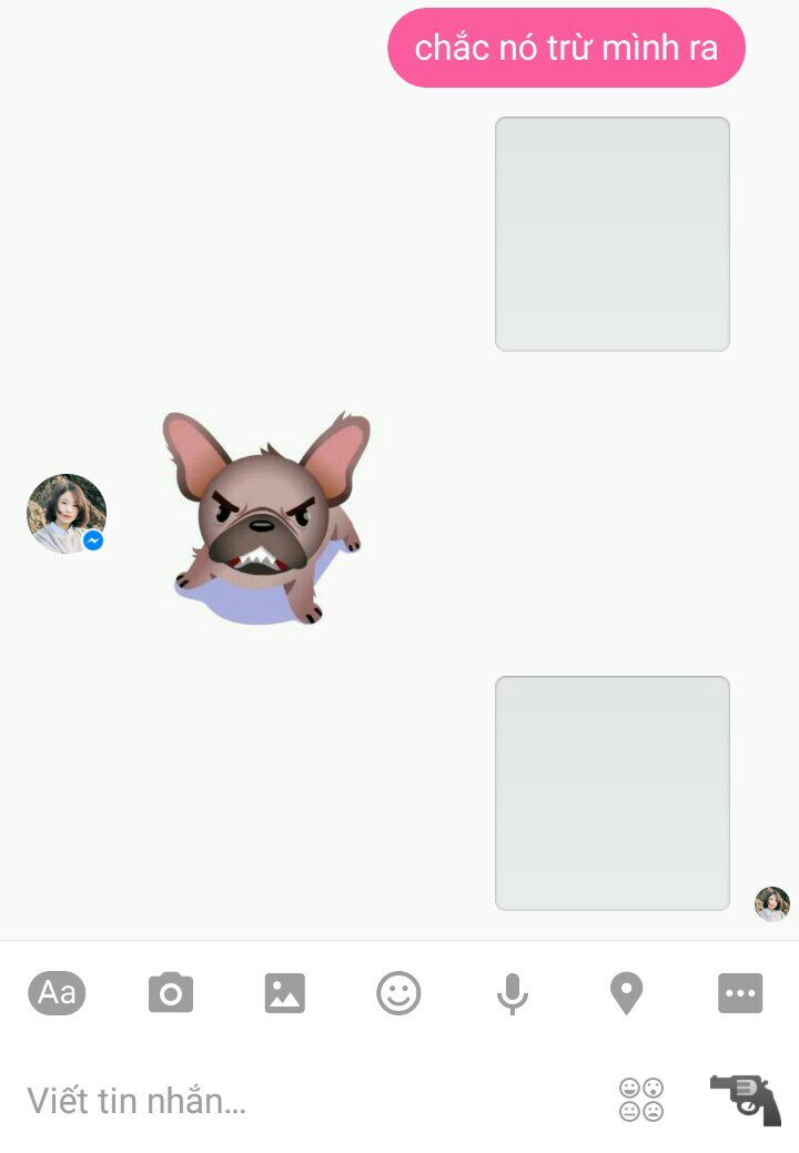Hỏi đap Messenger Của Facebook Ko Hiện Stickers Miui Việt Nam
