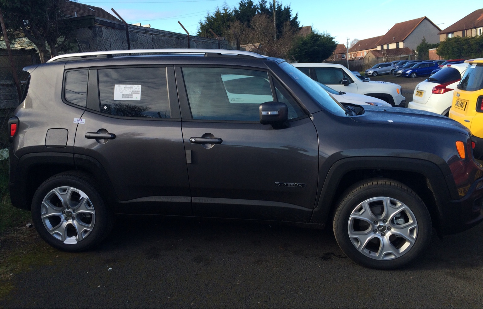 greetings from the north of scotland jeep renegade forum. Black Bedroom Furniture Sets. Home Design Ideas
