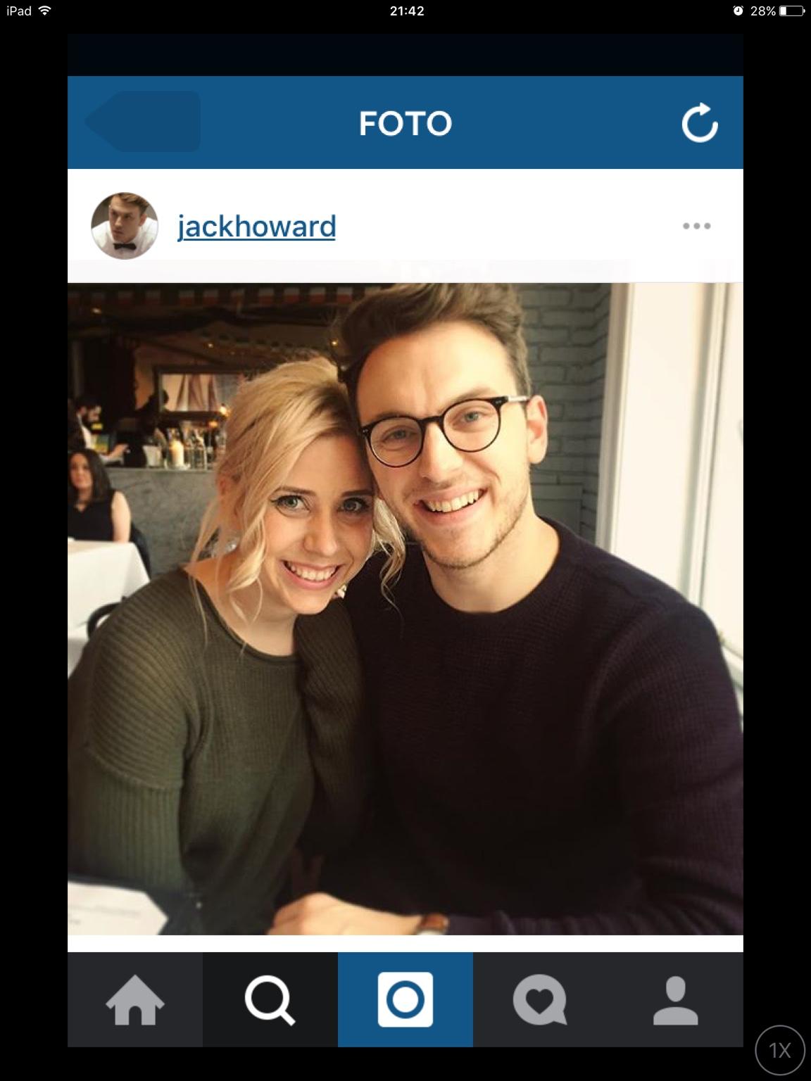 Jack howard and hazel hayes dating