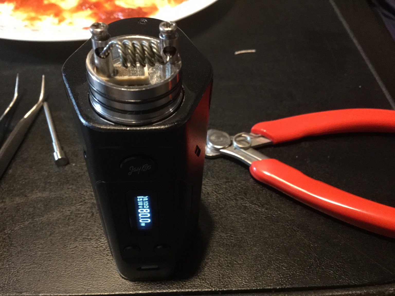 twisted vs  clapton is the flavor equal? | Vaping