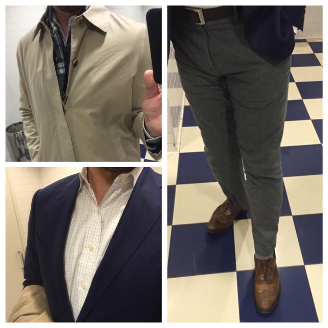 Blazers Combination: Favorite Navy Blazer Combination?