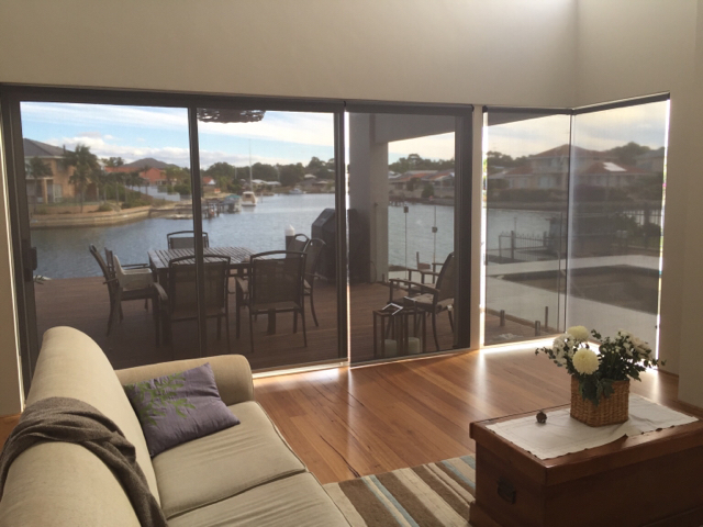 Two story with Webb & Brown-Neaves on Mandurah Canals, WA