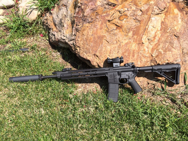 Upgrading My  300 BLK AR    Comp suggestions  - WeTheArmed com