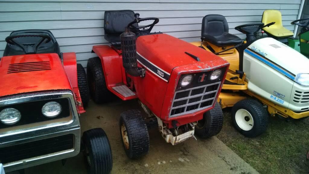 Red Cub Cadet Tractors : Red series questions cub cadet tractor forum gttalk