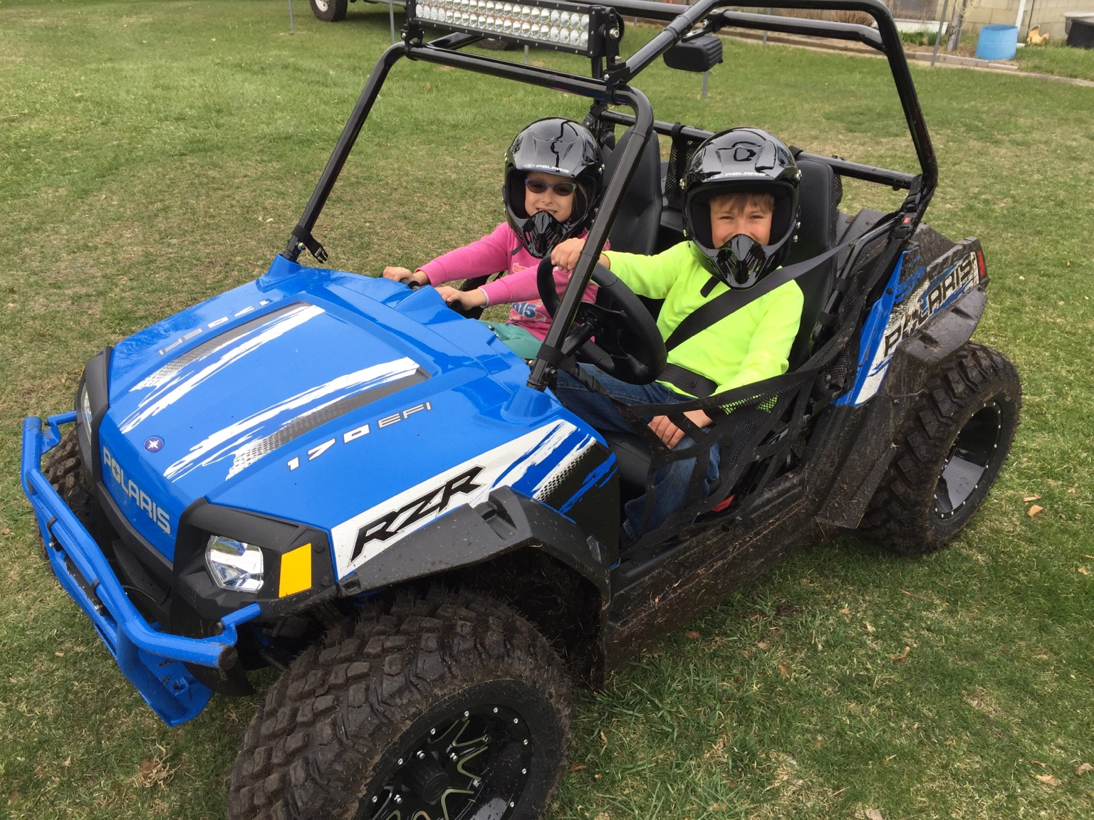 kids new 2016 170 voodoo blue page 3 polaris rzr forum rzr. Black Bedroom Furniture Sets. Home Design Ideas