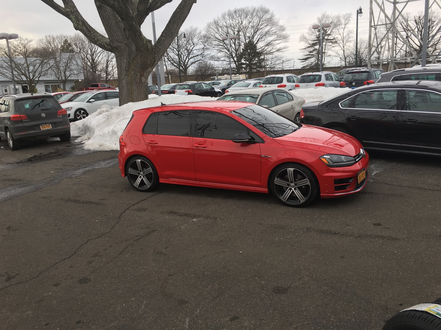 Tint percentage golfmk7 vw gti mkvii forum vw golf r for 18 percent window tint