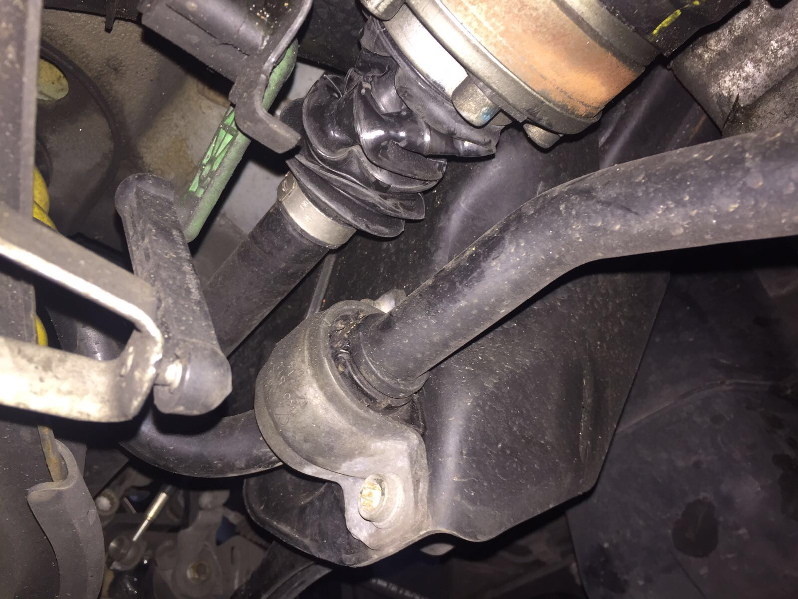 driveshaft cv joint failure