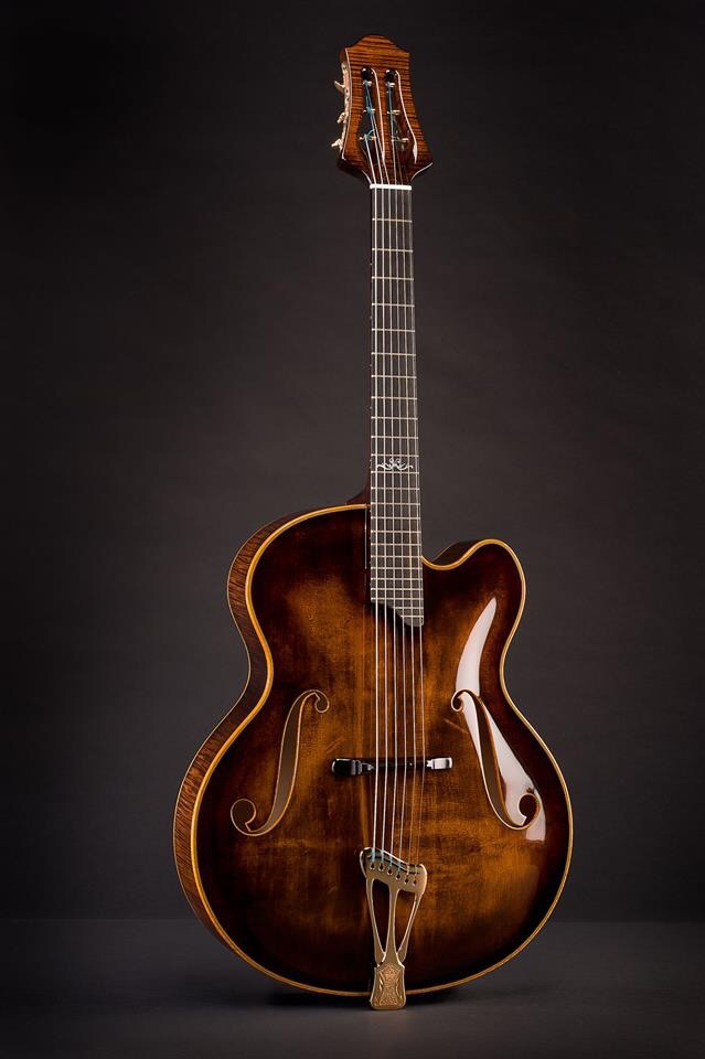 Most Beautiful Acoustic Guitar You Ve Ever Seen Post 1 Picture