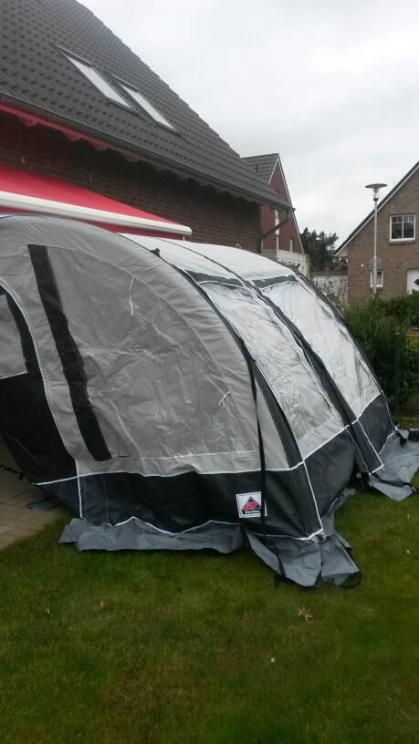 Erfahrungen Air Zelte Vorzelte Markisen Wohnwagen