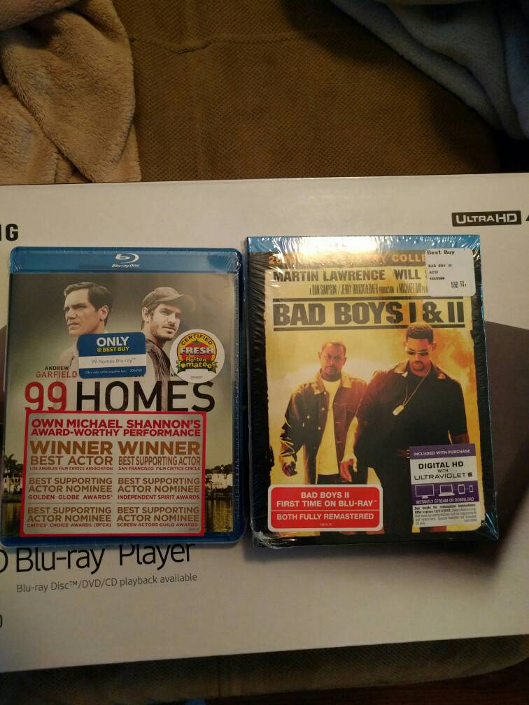 Your Latest Purchases (any product)! - Page 367 - Blu-ray Forum