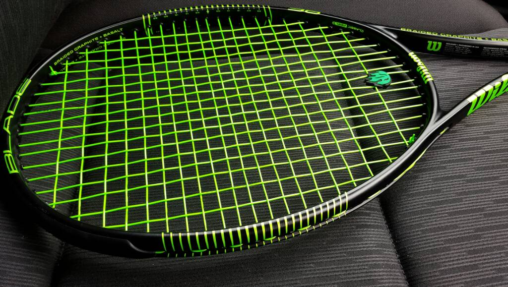 tennis racket tension