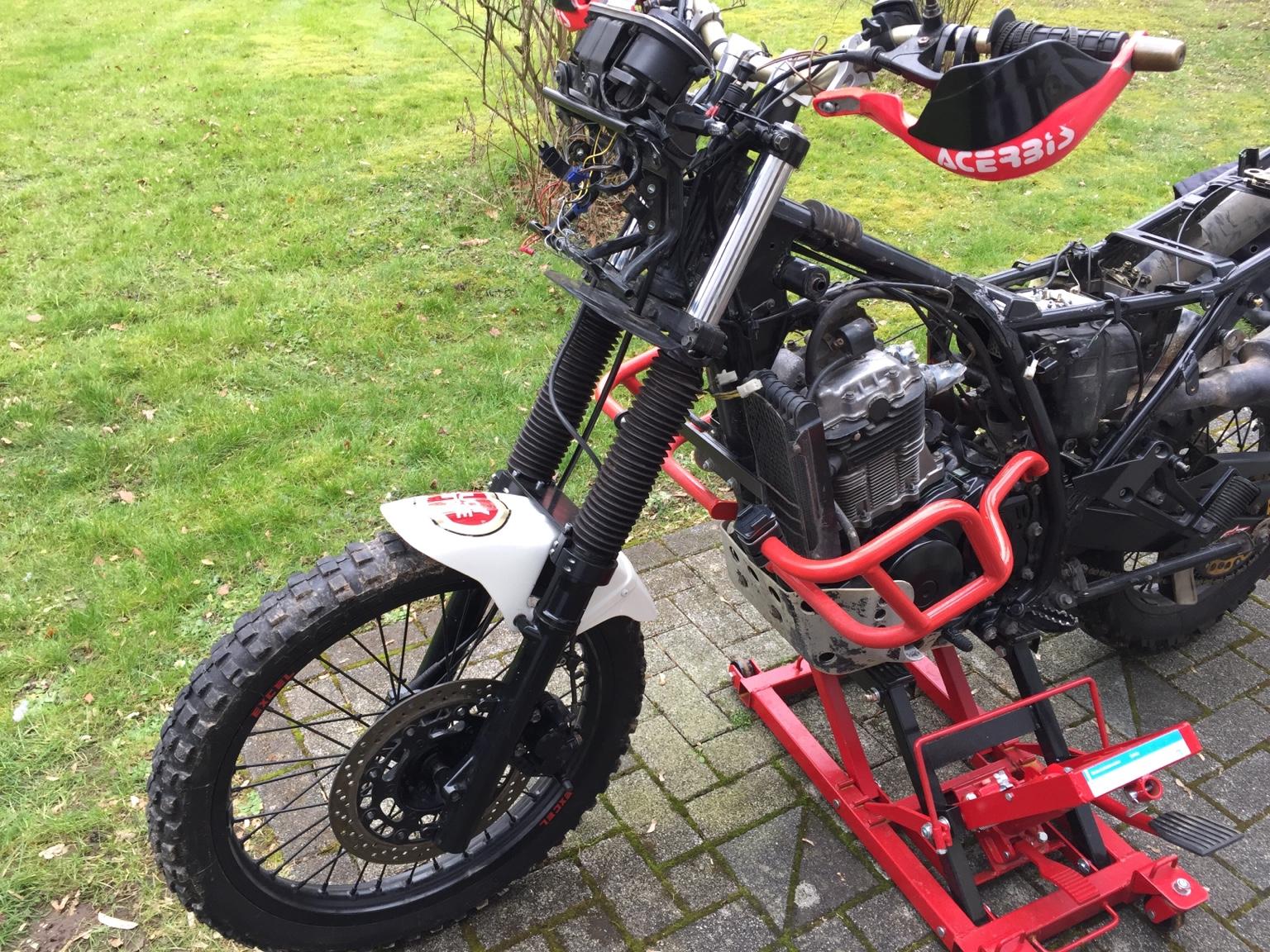 halter bremsleitung motorrad