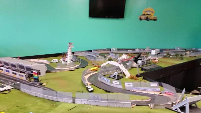 Cota As Slot Car Track