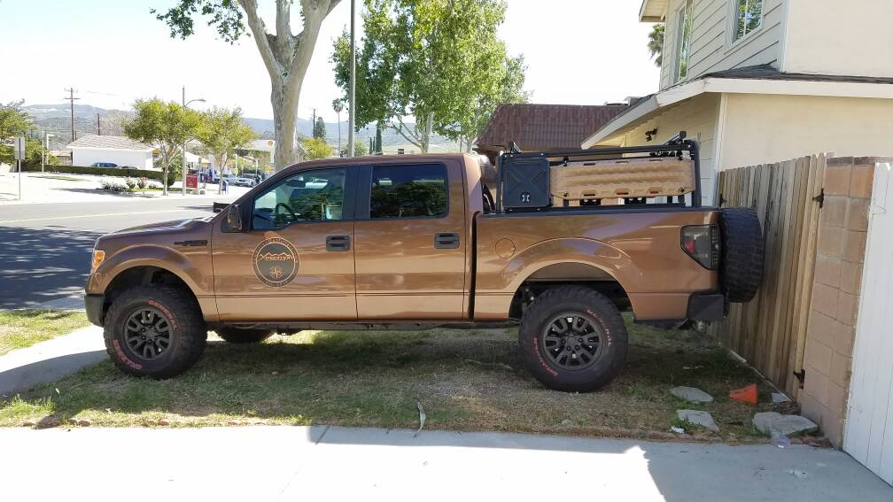 F150 Overland Build Page 2 Ford F150 Forum Community