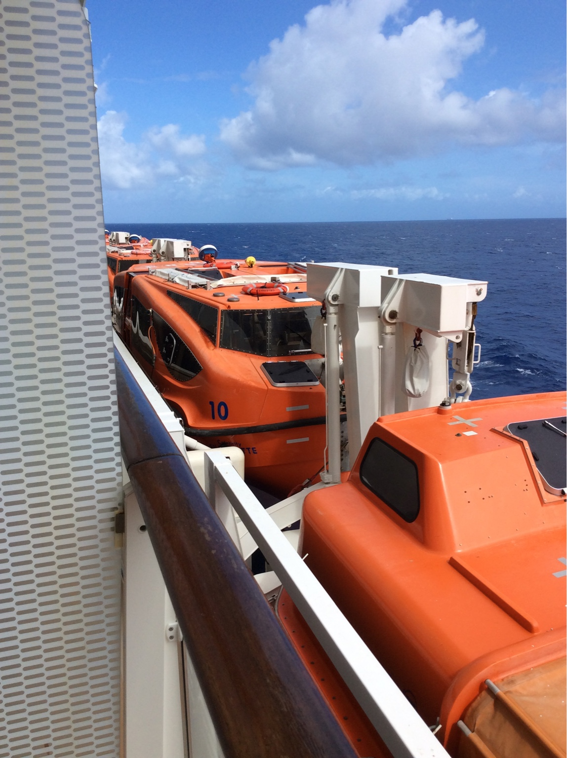 Reflection - obstructed view balconies - Celebrity Cruises ...