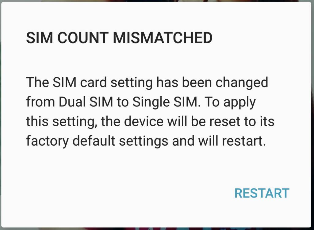 Discussion]Convert Dual Sim to Single Sim | Samsung Galaxy S7