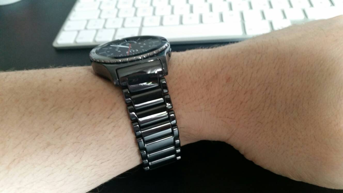 Show your Gear S2 Classic smartwatches!